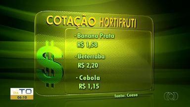 Cotação agropecuária: mercado hortifruti - Cotação agropecuária: mercado hortifruti