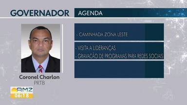Veja a agenda dos candidatos ao governo de Rondônia - Agenda reúne principais atividades