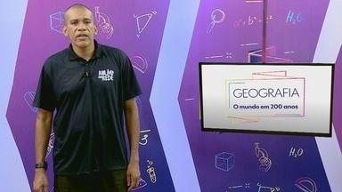 Aulão na Rede: Confira dicas de Geografia - Veja aula com professor Marcelo Dores.