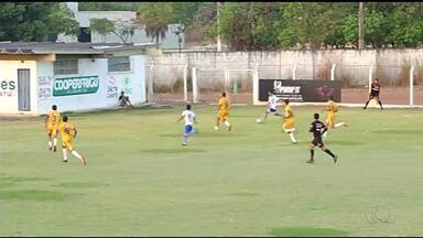 Interporto empata e dá adeus ao Tocantinense Sub-19 - Interporto empata e dá adeus ao Tocantinense Sub-19