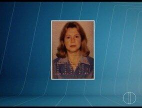 Mulher é assassinada a tiros pelo ex-marido em Montes Claros - Vítima foi atingida por cinco tiros em frente a casa dela, no Bairro Jardim Panorama; ex-marido foi preso na madrugada desta segunda-feira (17) em São João da Lagoa.