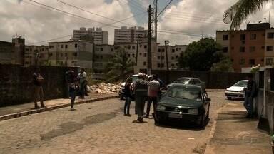 Carro de homem desaparecido é encontrado na Serraria - Homem está desaparecido há dois dias.