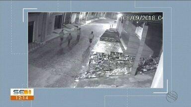 Violência no Bairro Industrial é motivo de preocupação entre moradores - Violência no Bairro Industrial é motivo de preocupação entre moradores.