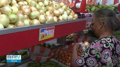IBGE aponta que a Bahia registrou o menor índice de inflação no mês de agosto do país - Um dos itens que contribuiu para a redução foi os alimentos orgânicos.
