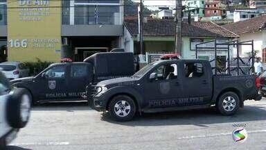 Comando Conjunto da Intervenção Federal encerra operação contra tráfico em Angra dos Reis - Ao todo, 24 pessoas foram presas, sem nenhum tipo de confronto.