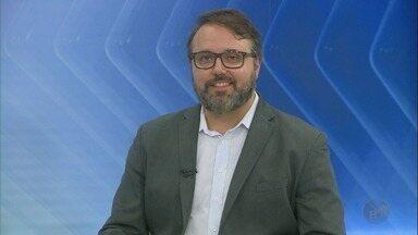 Candidato do PSOL ao Senado, Daniel Cara é entrevistado pelo Bom Dia Cidade - Concorrente ao Senado pelo estado de São Paulo comenta propostas.
