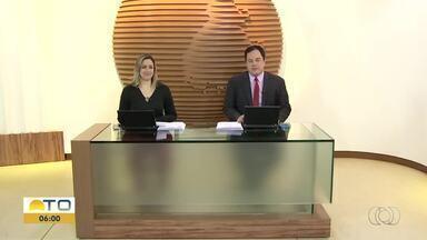 Confira os destaques do Bom Dia Tocantins desta terça-feira (18) - Confira os destaques do Bom Dia Tocantins desta terça-feira (18)