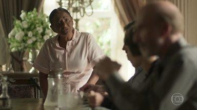 Zefa tenta defender Roberval para a família - Severo acusa o filho de estar envolvido com negócios ilícitos