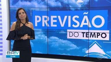 Correntes de retorno oferecem risco para banhistas nas praias de Salvador - Saiba mais detalhes na previsão do tempo.