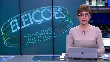 Confira a agenda de candidatos à Presidência desta quarta-feira (18) - Confira os compromissos de campanha de Ciro Gomes (PDT), Geraldo Alckmin (PSDB), Marina Silva (Rede), Jair Bolsonaro (PSL) e Álvaro Dias (Podemos).
