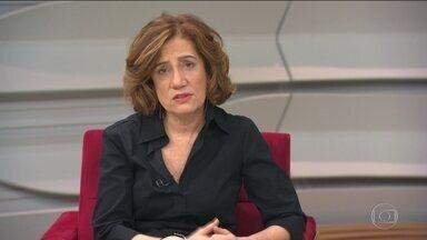 Miriam Leitão comenta cenário eleitoral na economia - A comentarista repercute comentários dos candidatos sobre impostos.