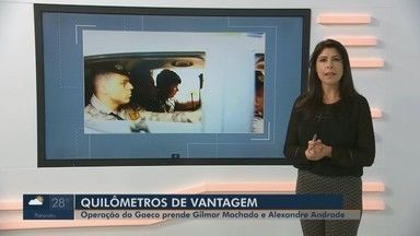 """MG1 traz informações sobre prisão do ex-prefeito de Uberlândia Gilmar Machado - Operação """"Kms de Vantagem"""" é feita pelo Gaeco em Uberlândia"""