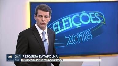 Pesquisas Datafolha de intenção de voto para GDF e Senado - O Datafolha ouviu 914 entrevistados entre os dias 18 e 19 de setembro sobre a intenção de voto para governador e senador nas eleições de 2018.