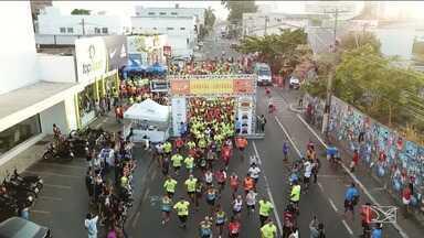 Imperatriz recebe a corrida Salvar Vidas - Disputa foi realizada com dois percursos e contou com mais de mil atletas inscritos