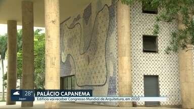 Palácio Gustavo Capanema vai abrigar Congresso Nacional de Arquitetura - O termo de uso foi assinado pelo Instituto de Arquitetos do Brasil e o IPHAN.