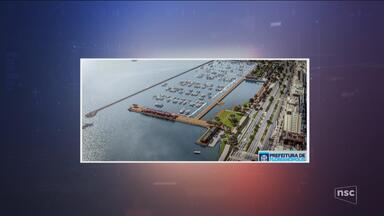 Projeto que prevê construção de marina na Beira-Mar Norte será votado por vereadores - Projeto que prevê construção de marina na Beira-Mar Norte será votado por vereadores de Florianópolis