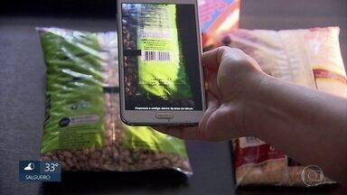 Aplicativo ajuda consumidores a pesquisarem preços de mercadorias em Pernambuco - Ferramenta foi criada pela Secretaria da Fazenda do estado.