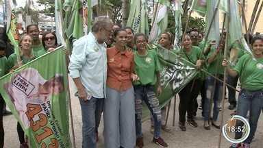 Candidatos à presidência fazem campanha na região nesta quinta-feira (20) - Veja como foi o dia de Marina Silva, Fernando Haddad e Geraldo Alckmin.