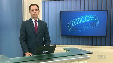 Confira a agenda dos candidatos ao governo do estado - Candidatos visitaram o litoral, região metropolitana de Curitiba e até cancelaram compromissos.