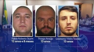 Justiça condena três neonazistas por tentativa de assassinato. - Os três são acusados de tentar matar três jovens judeus, em Porto Alegre, há 13 anos.
