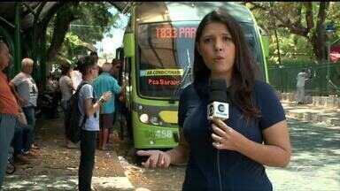 Cerca de 80 assaltos a ônibus foram registrados em Teresina - Cerca de 80 assaltos a ônibus foram registrados em Teresina