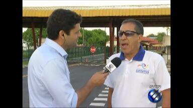 10 mil pessoas são aguardadas no festival paralímpico que vai ser realizado em Belém - O festival acontece em outros 48 estados.