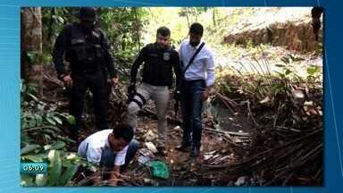 Suspeito de matar motorista José Valdir dos Santos é preso - Corpo e carro da vítima foram encontrados no José Tenório, em Maceió.