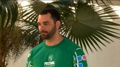 Comitê Paralímpico Nacional realiza festival em comemoração ao Dia Nacional do Atleta - Evento está sendo realizado em todo Brasil.