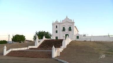 Prédios são patrimônios históricos e culturais em Icó - Saiba mais em g1.com.br/ce
