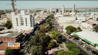 Aniversário de Petrolina: veja como é a Praça do Bambuzinho do alto - A praça é um dos principais pontos de Petrolina.