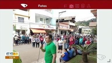 Termina a greve dos funcionários da Prefeitura de Ibatiba, ES - Greve começou há dois meses.