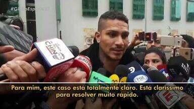 Guerrero fala novamente sobre caso de doping: 'Está muito claro' - Assista ao vídeo.