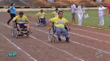 Fim de semana de Festival Paralímpico em MS - Disputas serão em Campo Grande, Dourados e Ponta Porã.