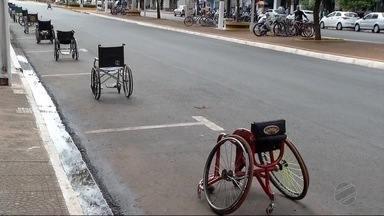 Reabilitação tem papel fundamental para melhorar qualidade de vida de pessoas com deficiên - Está sexta-feira é o Dia Nacional de Luta da Pessoa com Deficiência.