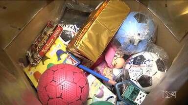 Ciretran lança campanha em Santa Inês - Funcionários da Circunscrição Regional de Trânsito realizam uma campanha para arrecadar brinquedos para distribuir no Dia das Crianças para os meninos e meninas na cidade.