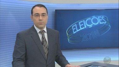 Confira a agenda dos candidatos ao governo de SP nesta segunda-feira (24) - TV Globo acompanha concorrentes nas Eleições 2018.