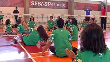 Suzano reúne jovens em festival para celebrar o Dia do Atleta Paralímpico - Festival foi organizado pelo Comitê Paralímpico Brasileiro em 48 cidades de todo o Brasil, neste sábado, com os objetivos de celebrar a data e apresentar modalidades paralímpicas aos jovens