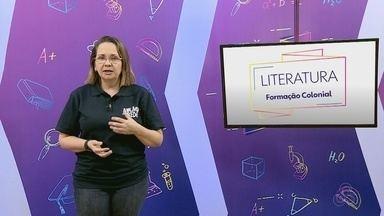 Aulão na Rede: Confira dicas de Literatura Brasileira - Veja dicas sobre a Formação Colonial.