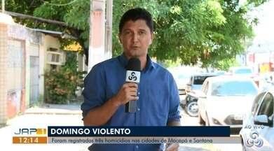 Três tentativas de homicídio são registradas em Macapá e Santana, no AP - Segundo a polícia militar, um dos crimes têm características de execução