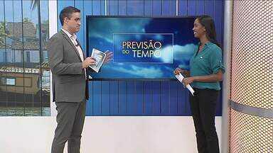 Semana começa com tempo quente no Sul do Rio - Confira a previsão do tempo para região.