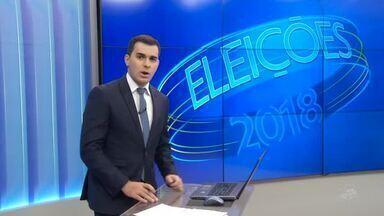 Confira a agenda dos candidatos a governador do Ceará - Veja mais notícias em g1.com.br/ce