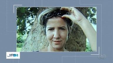 Idoso é preso suspeito de matar a mulher dentro de casa, em Aparecida de Goiânia - Segundo parentes, eles chegaram à residência da vítima, encontraram o corpo dela e viram o marido dela tentando se matar.