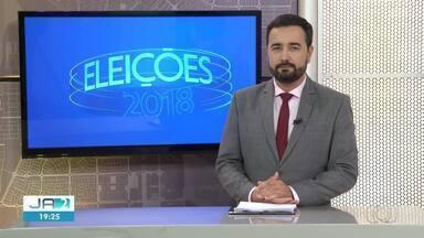 Veja o que candidatos ao governo do Tocantins fizeram nesta segunda-feira (24) - Veja o que candidatos ao governo do Tocantins fizeram nesta segunda-feira (24)