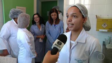 Estudantes e professores de Campos estudam formas de melhorar a saúde das pessoas - Assista a seguir.