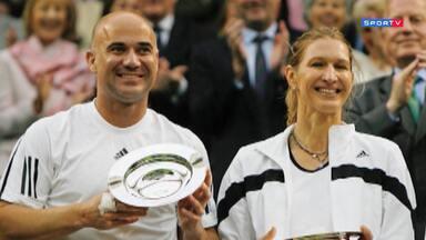 Lendas - Andre Agassi