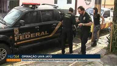 Polícia Federal cumpre mandados na sede de concessionária de pedágio em Ponta Grossa - 55ª fase da Lava Jato mira administração de rodovias pedagiadas no Paraná.