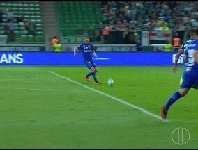 Esporte: Cruzeiro enfrenta o Palmeiras pela Copa do Brasil - Confira outras notícias do esporte.