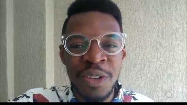 Kévin Ndjana está na final do The Voice! - O músico falou sobre a emoção de representar a Paraíba na final.