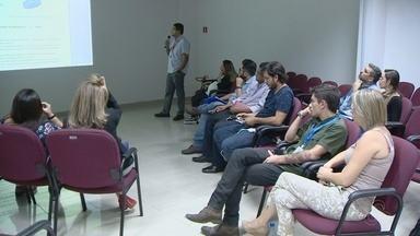 Rede Amazônica acerta detalhes para debate entre candidatos ao governo - Representantes de candidatos participaram de reunião.