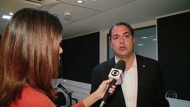 Paulo Câmara defende reforço na estrutura de saúde do interior de Pernambuco - Candidado do PSB à reeleição ao governo estadual participou de entrevista na rádio CBN.